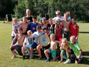 Meisterfeier FC-Achensee 2019